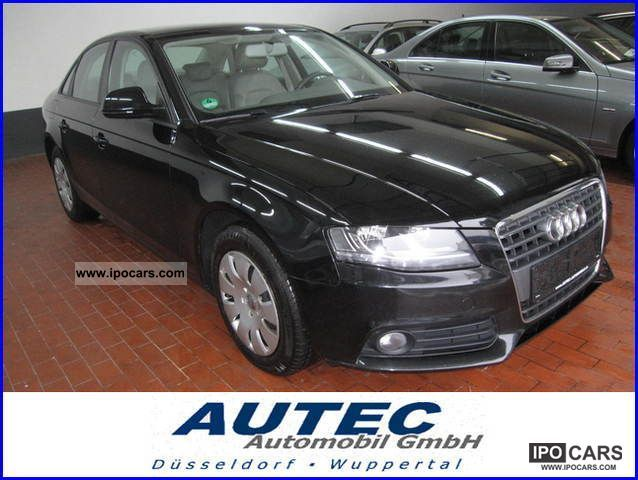 2008 Audi  A4 2.0 TDI 88kW Attraction NAVI PDC Limousine Used vehicle photo