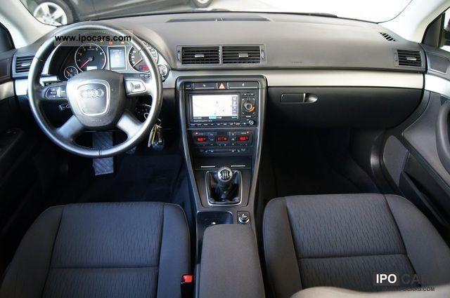 2007 Audi  A4 2.0 BUSINESS + * + * COMFORT NAVIGATION PDC + * MFL * LM Limousine Used vehicle photo