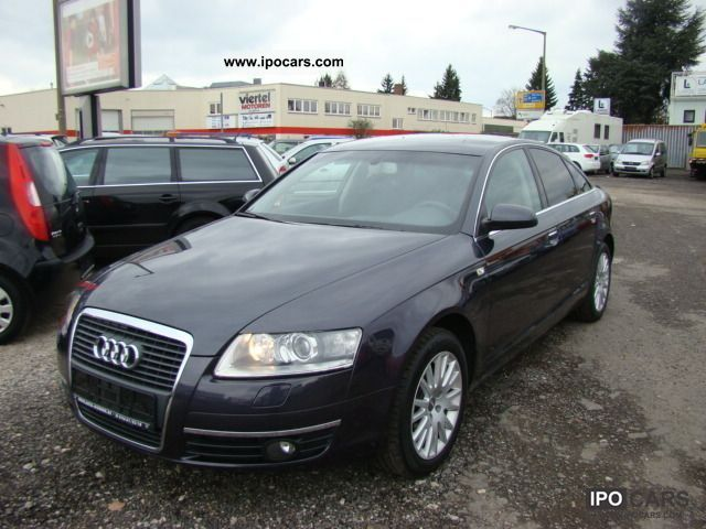 2008 Audi  A6 2.7 TDI SALOON STANDHEIZUNG XENON Limousine Used vehicle photo