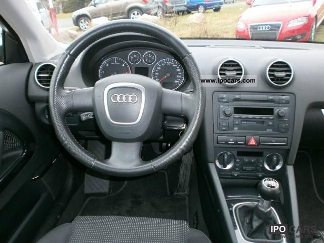 2006 Audi A3 20 TDI AMBITION BOSE SOUND SYSTEM  Car Photo and Specs