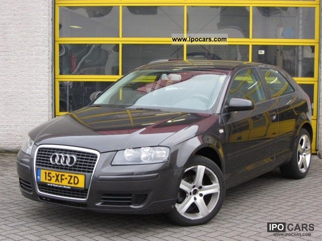 2007 Audi  A3 1.9 TDI 105pk Pro Line Business Ecc / NAVI / LMV / Small Car Used vehicle photo