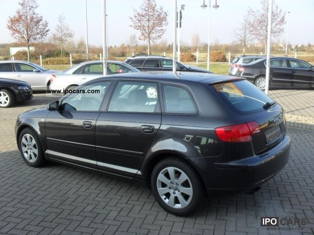 2004 audi a3 sportback 2 0 tdi ambition xenon car photo and specs. Black Bedroom Furniture Sets. Home Design Ideas