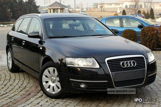 2008 Audi  A6 ** NAVI XENON CLIMATRONIC ** Estate Car Used vehicle photo