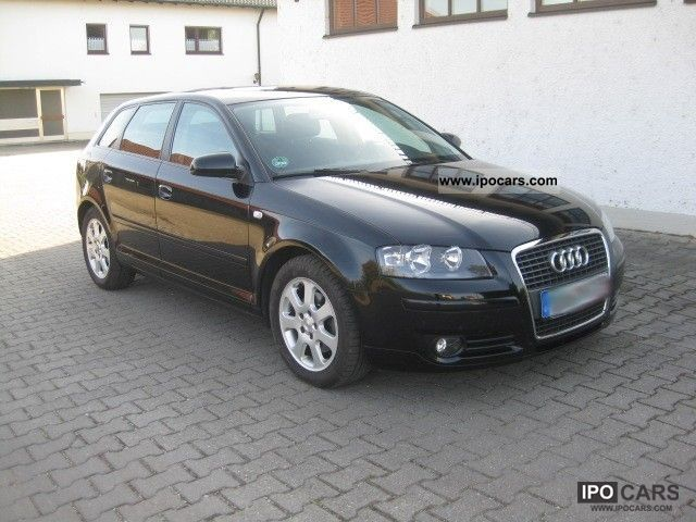 2007 audi a3 2 0 tdi sportback car photo and specs. Black Bedroom Furniture Sets. Home Design Ideas