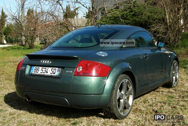 2000 audi tt 1 8t quattro 180cv car photo and specs. Black Bedroom Furniture Sets. Home Design Ideas