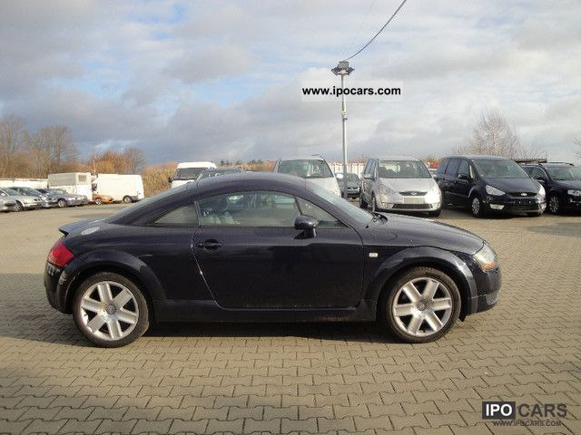 2005 audi tt coupe 1 8 t air car full leather sitzh bc. Black Bedroom Furniture Sets. Home Design Ideas