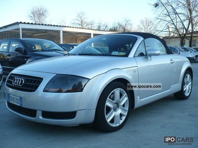 2005 Audi  TT Roadster 1.8 T Cabrio / roadster Used vehicle photo