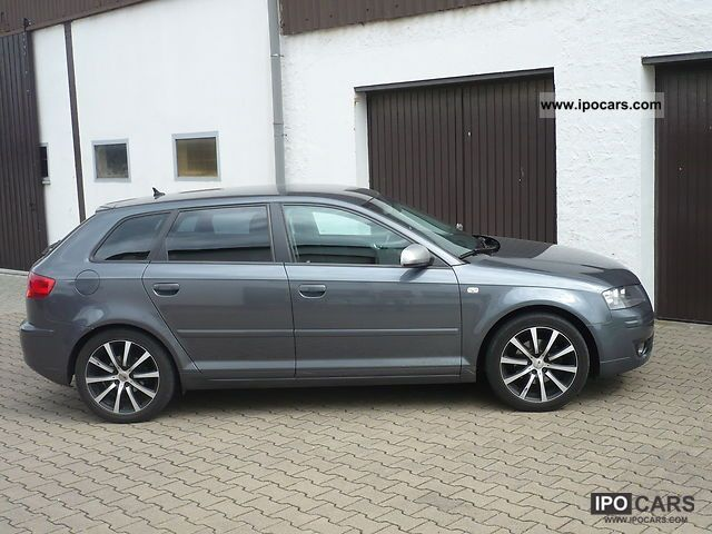 2005 Audi A3 20 Tdi Plus Xenon Navi Alcantara Partial Leather