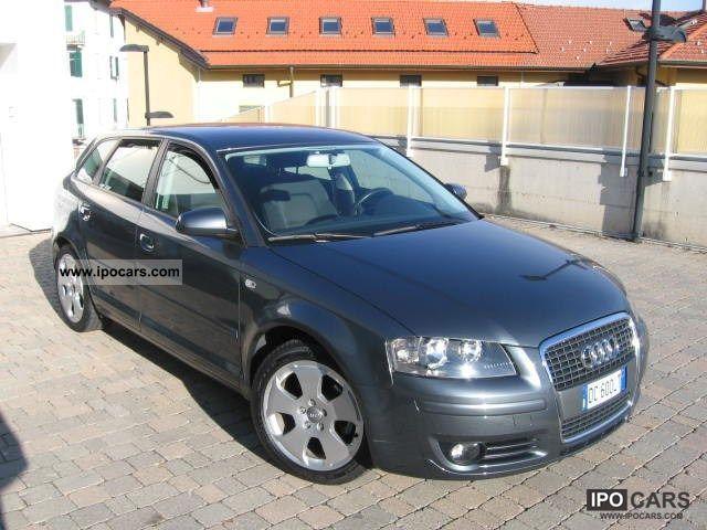2006 Audi  A3 SPB. 1.6 16V FSI Attraction (2005/05\u003e 2007/1 Other Used vehicle photo