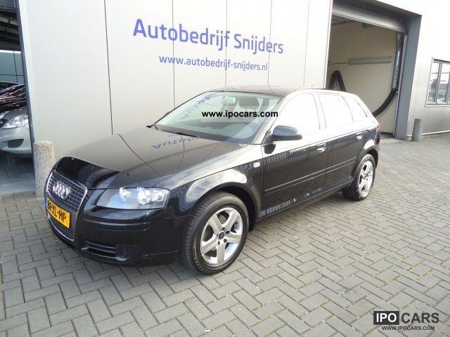 2007 Audi  A3 Sportback 1.8 TFSI 1e Eig. Pro Line Business Small Car Used vehicle photo