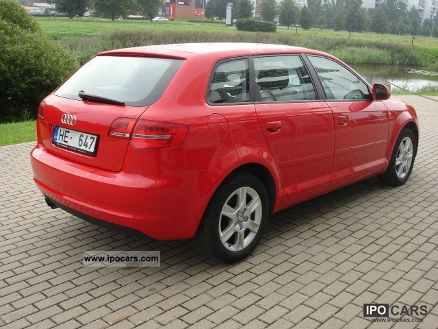 2008 audi a3 1 8 tfsi sportback car photo and specs. Black Bedroom Furniture Sets. Home Design Ideas