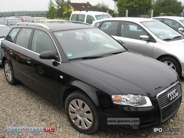 2007 Audi  A4 170km, 6 output, TOP Estate Car Used vehicle photo