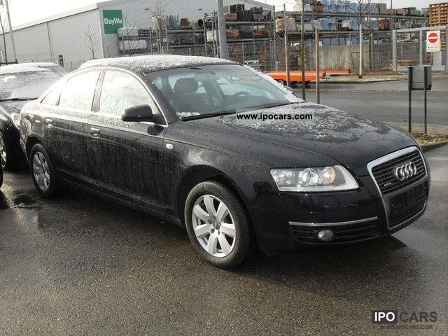 2007 Audi  * A6 3.0 TDI quattro * Tiptr * Navi * Bi-Xenon * PDC * CD-We Limousine Used vehicle photo