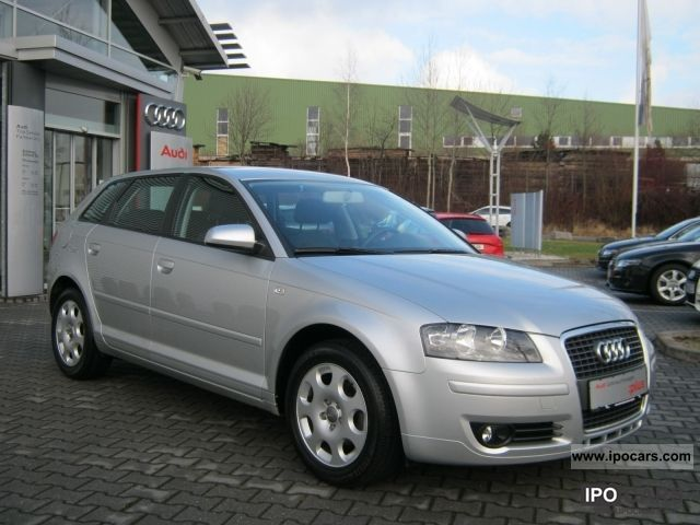 2006 Audi A3 Sportback 1 6 Attraction