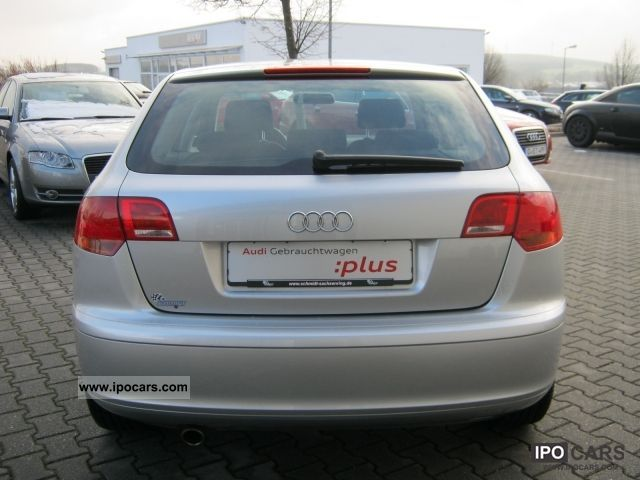2006 audi a3 sportback 1 6 attraction car photo and specs. Black Bedroom Furniture Sets. Home Design Ideas