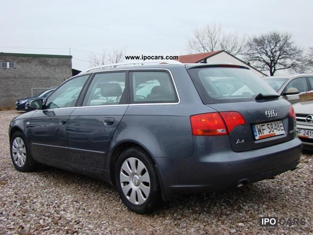 2006 audi a4 2 7 tdi saloon pl serwis car photo and specs. Black Bedroom Furniture Sets. Home Design Ideas