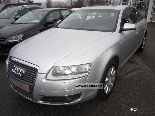 2004 Audi  A6 Saloon 2.4 xenon / heated seats / sunroof Limousine Used vehicle photo