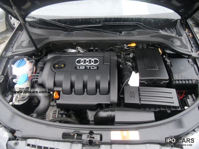2008 Audi A3 Sportback 1 9 Tdi Attraction Car Photo And
