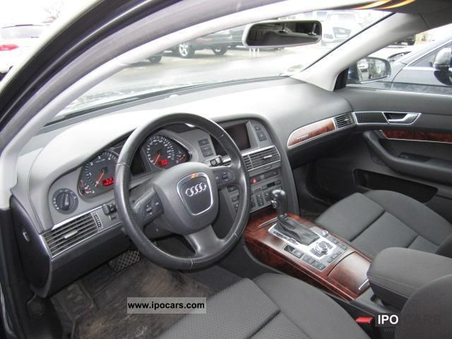 2006 audi a6 avant 2 7 tdi automatic climate control. Black Bedroom Furniture Sets. Home Design Ideas