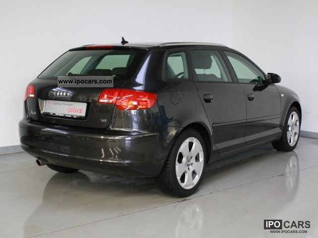 2008 audi a3 sportback 1 6 attraction sitzhzg handyvorbereit car photo and specs. Black Bedroom Furniture Sets. Home Design Ideas