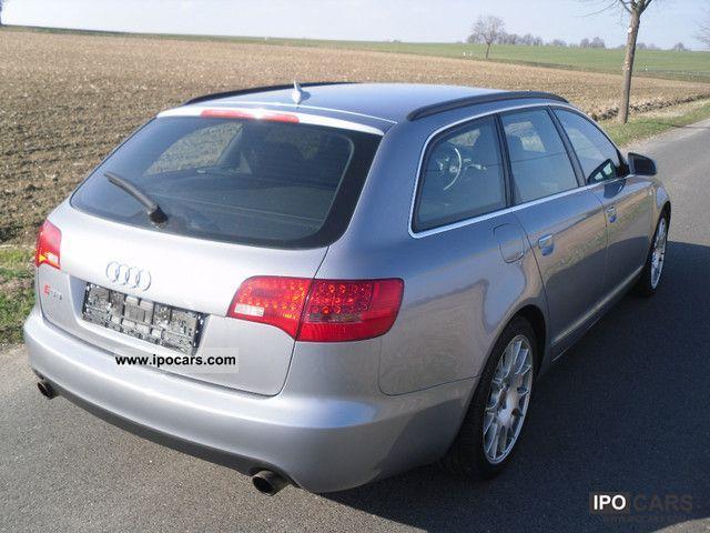 2005 Audi  A6 Avant 3.2 FSI Quattro S-Line Plus Estate Car Used vehicle photo