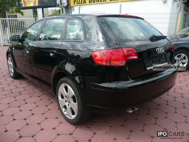 2008 Audi A3 2 0 Tdi Sportback Dpf Sports Concert