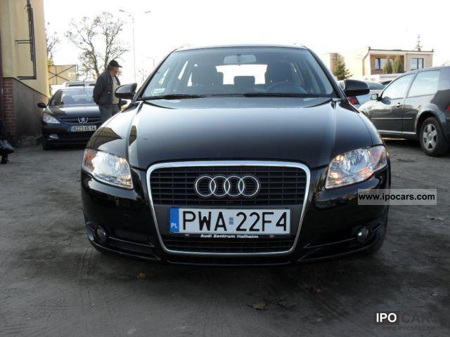 2008 Audi  A4 TDI Estate Car Used vehicle photo
