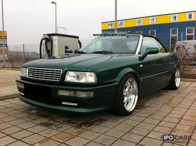1997 audi 80 b4 cabriolet 2 8 e best maintained car. Black Bedroom Furniture Sets. Home Design Ideas