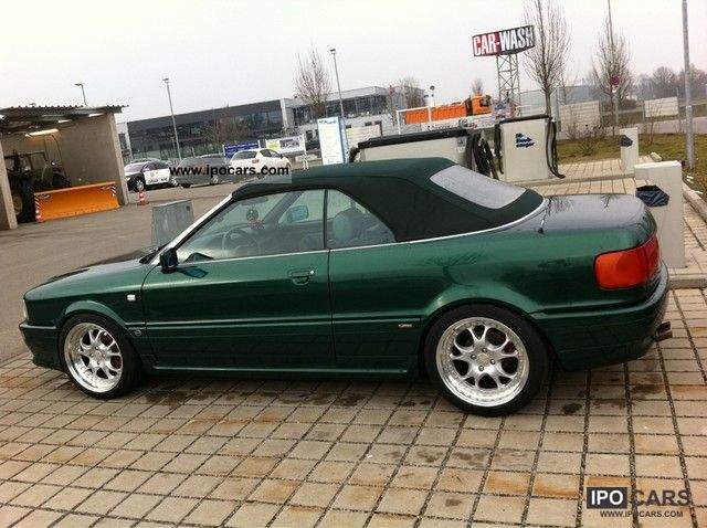 1997 Audi 80 B4 Cabriolet 2 8 E Best Maintained Car