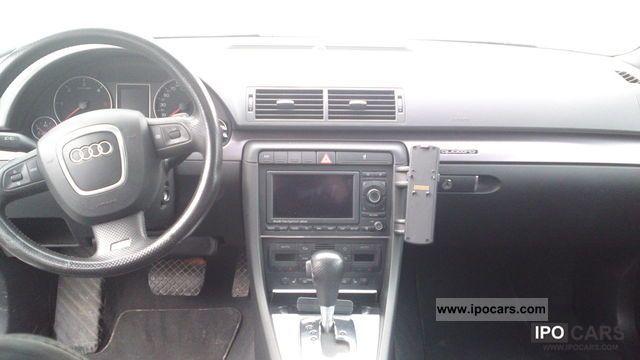 2005 Audi A4 Av. 3.0 TDI quattro S-Line - 18-inch aluminum-1A ...