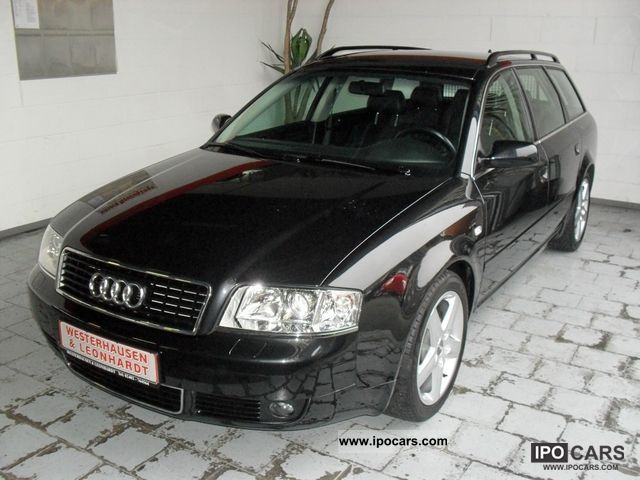 Audi  A6 2.4 automatic LPG gas leather PDC 2003 Liquefied Petroleum Gas Cars (LPG, GPL, propane) photo