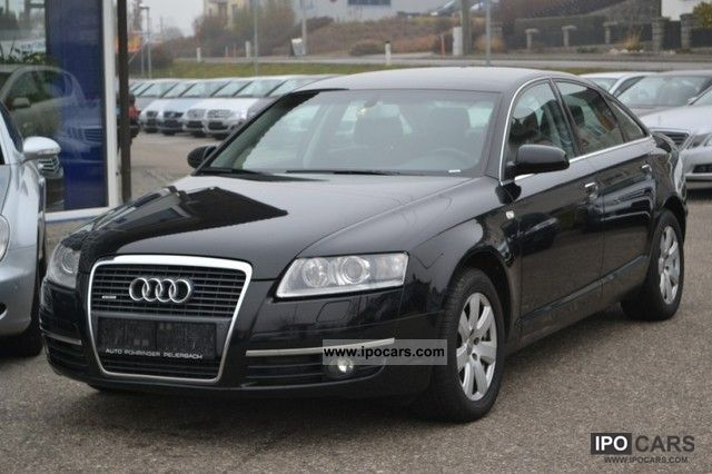 2006 audi a6 3 0 tdi v6 quattro tiptronic car photo and specs. Black Bedroom Furniture Sets. Home Design Ideas