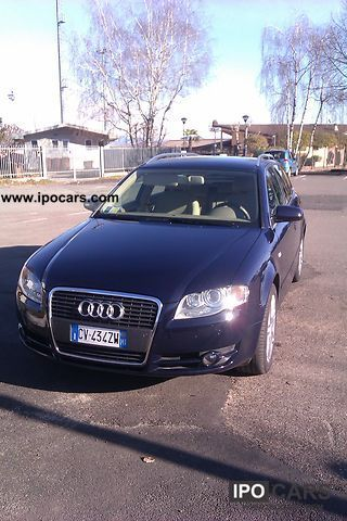 2005 audi a4 2 5 v6 tdi car photo and specs. Black Bedroom Furniture Sets. Home Design Ideas