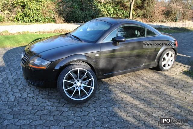 2001 audi tt 1 8 t quattro 224 hp xenon bose technical approval new car photo and specs. Black Bedroom Furniture Sets. Home Design Ideas