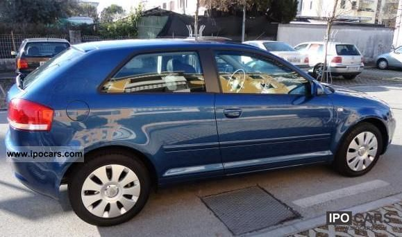 2007 audi a3 1 9 tdi fap car photo and specs. Black Bedroom Furniture Sets. Home Design Ideas