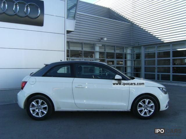 2011 audi a1 1 6 tdi attraction 90 car photo and specs. Black Bedroom Furniture Sets. Home Design Ideas