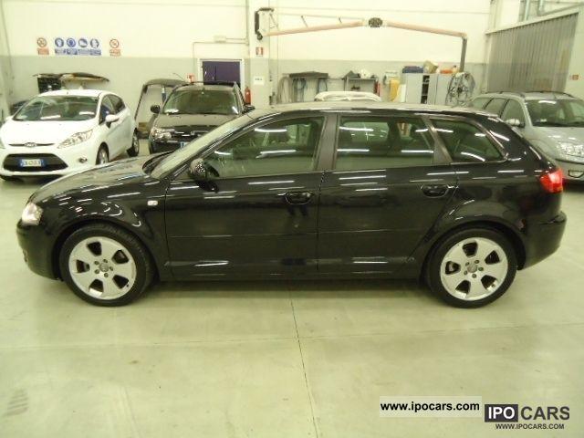 2005 Audi  OTHER 2.0 TDI AMBITION Limousine Used vehicle photo