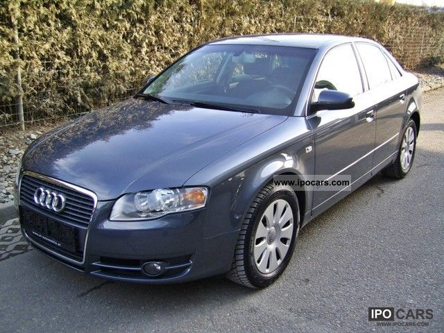 2007 Audi  A4 2.7 V6 TDI DPF Limousine Used vehicle photo