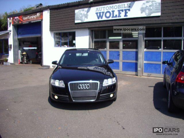 2007 Audi  A6 Saloon 2.7 TDI DPF Limousine Used vehicle photo