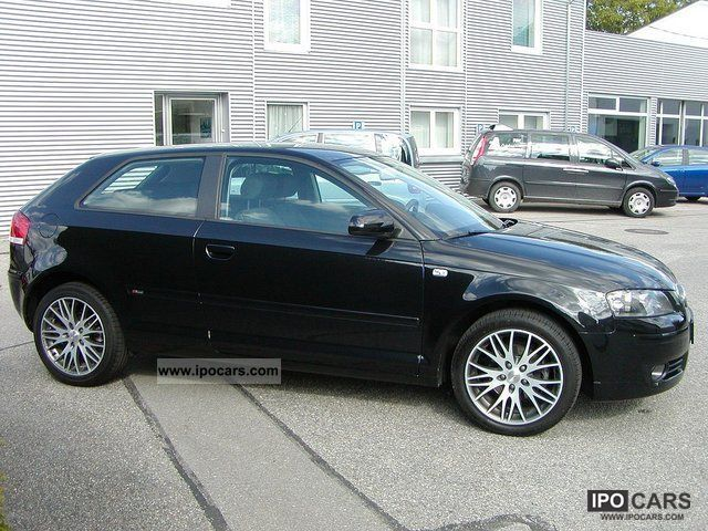 2006 audi a3 1 6 car photo and specs. Black Bedroom Furniture Sets. Home Design Ideas