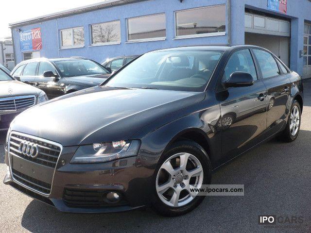 2008 Audi A4 2.0 TDI MODEL 2009 * NAVI * PROF ALU * PDC * - Car ...