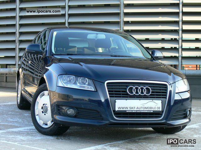 2008 Audi  A3 Sportback 1.9 TDI DPF Navi 1.Hand Other Used vehicle photo