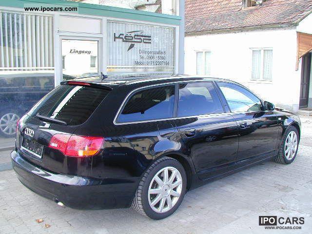 2007 audi a6 avant 3 0 tdi dpf quattro s line new engine. Black Bedroom Furniture Sets. Home Design Ideas