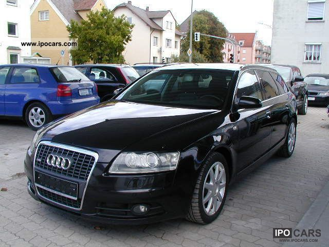 2007 audi a6 avant 3 0 tdi dpf quattro s line new engine. Black Bedroom Furniture Sets. Home Design Ideas