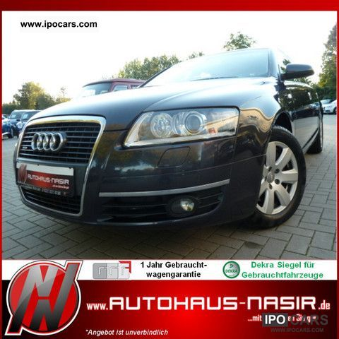 2006 Audi  A6 2.7 TDI Tiptronic DPF quattro/NaviPlus/1.Hand Limousine Used vehicle photo