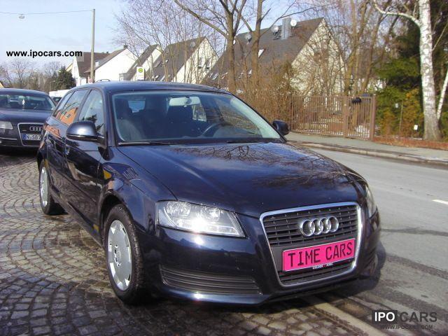 2009 Audi  A3 1.9 TDI Ambition S tronic / SPORTS PACK / NAVI Limousine Used vehicle photo