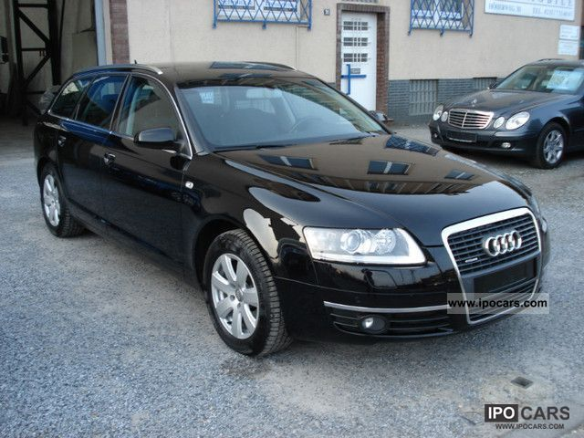 2006 audi a6 2 7 tdi quattro tiptronic dpf 1 hd scheckheft car photo and specs. Black Bedroom Furniture Sets. Home Design Ideas