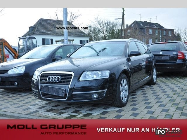 2006 audi a6 avant 3 2 fsi quattro car photo and specs. Black Bedroom Furniture Sets. Home Design Ideas
