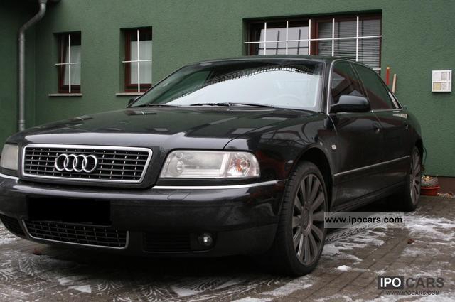 2004 audi a8 w12 6 0 quattro long version car photo and specs. Black Bedroom Furniture Sets. Home Design Ideas