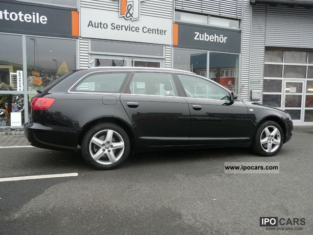 2007 Audi A6 Avant 3.0 TDI Multitronic Quattro Estate Car Used vehicle ...